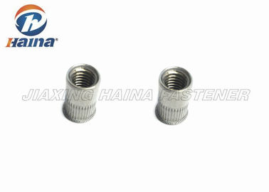 Chiny SS304 M8 Threaded Rivet Nuts Right Hand Plain With Good Corrosion Resistance fabryka