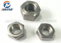 Fastener Products Stainless Steel Nuts M6 Hexagon Head With Metric Screw Threads